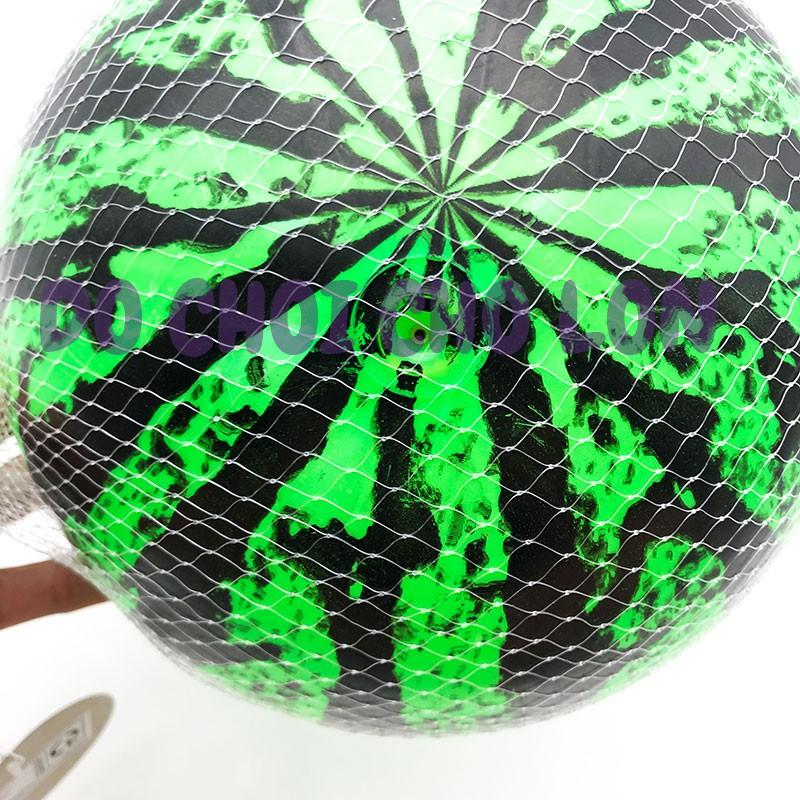 Đồ chơi banh tưng mềm hình quả dưa hấu size 21 cm (chưa hơm hơi)