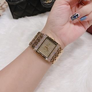 (Thẻ bảo hành 12 tháng) Đồng hồ nữ Guess full box, thẻ bảo hành 12 tháng - Dongho.nu.gu