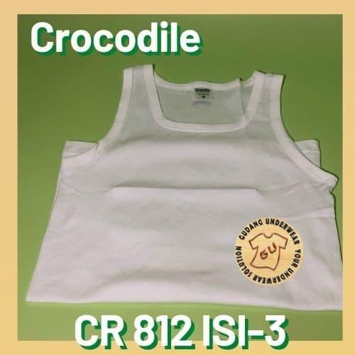 Áo thun trắng in hình cá sấu Sdmhbc0 Cr 812-3 S Fr0410F