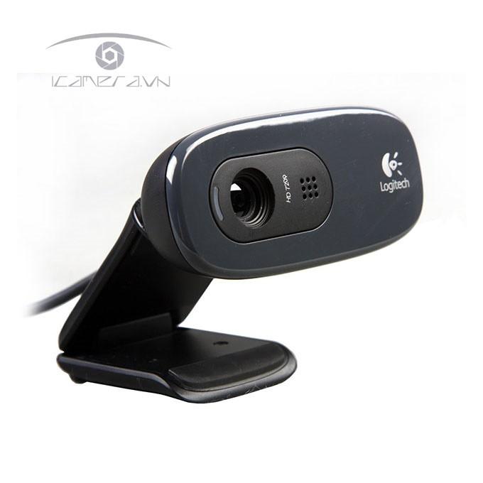 Webcam Logitech C270 HD cho laptop/ android TV box giá tốt nhất thị trường