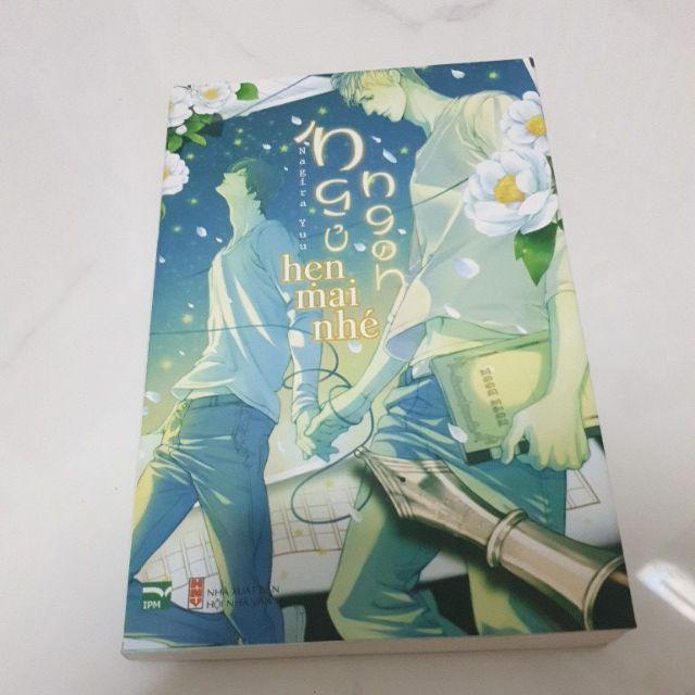 Tiểu thuyết Ngủ ngon, hẹn mai nhé - Nagira Yuu