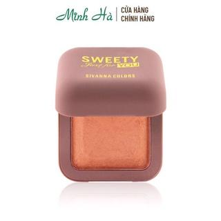 Phấn má hồng Sivanna Colors Sweety Just For You - mỹ phẩm MINH HÀ cosmetics thumbnail