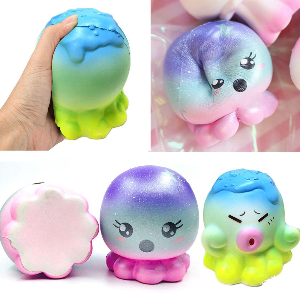 Phone Strap Super Soft Stress Release Charm Scented Kawaii Squishies