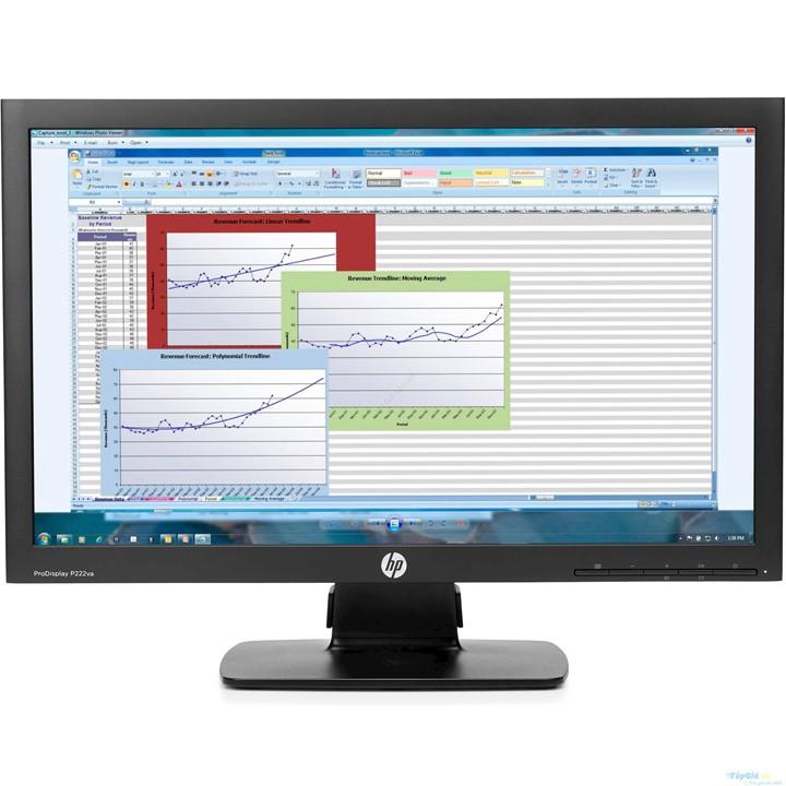 Màn hình máy tính 22 Inch HP-P222VA - 21.5 inch
