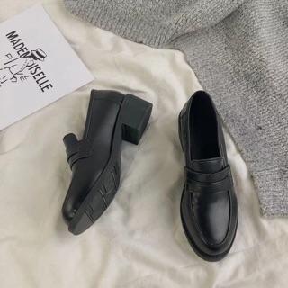 SẴN HÀNG Giày CAO 4cm quảng châu da mềm