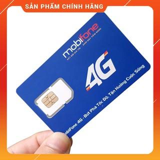 [NHÀ CỦA MAI] Sim 3G/4G Mobifone Không Giới Hạn Dung Lượng Tốc Độ Cao Trọn Gói 6 Thá