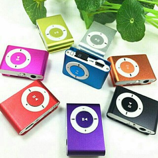 MÁY MP3 VỎ NHÔM thumbnail