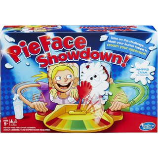 [HOT] Pie Face Showdown