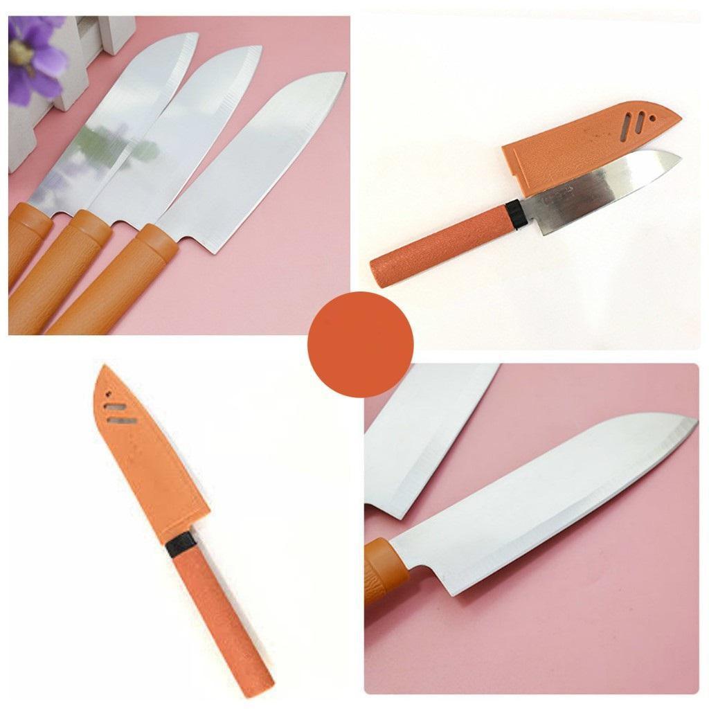Dao bếp gọt trái cây - dụng cụ nhà bếp - dao gọt