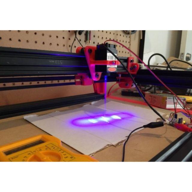 Full bộ kit nhựa máy khắc laser mini Giá chỉ 320.000₫