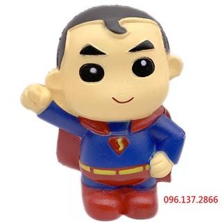 Squishy Siêu nhân Superman siêu bự ( Tongkhodochoilc )