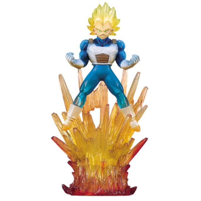 Mô hình Dragon Ball_Vegeta Ultimate Spark
