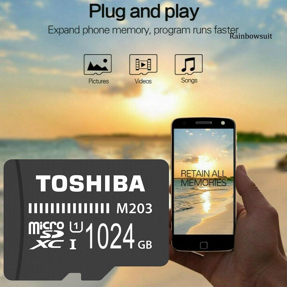 Thẻ Nhớ Điện Thoại Rb- 128G / 256G / 512G / 1T