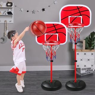 Đồ chơi thể thao bóng rổ vận động cho trẻ em (trụ sắt sơn tĩnh điện) – Muasamhot1208