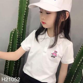 Áo thun cho Bé Gái tới Size Đại. Áo phông cotton cao cấp 2021 cho bé 8-14 tuổi Beeshop H21052