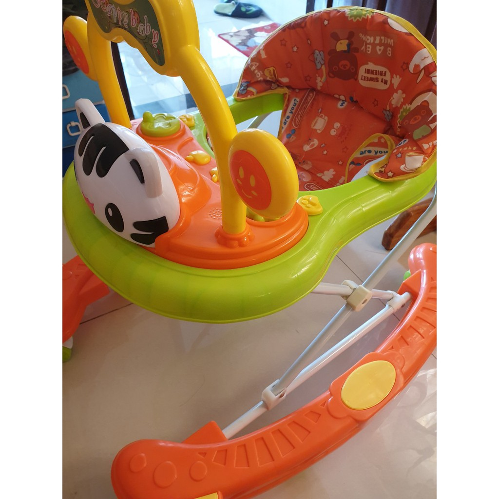 xe tập đi đồ chơi cho bé
