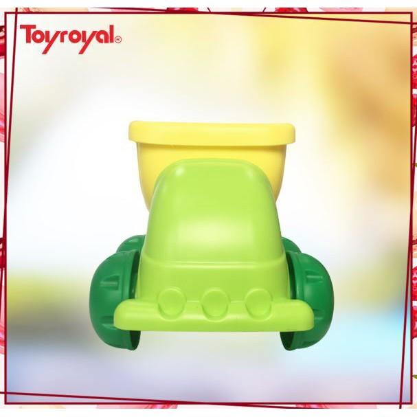 [NEW_SALE] Xe Ôtô tải Safe & Soft màu cam Toyroyal