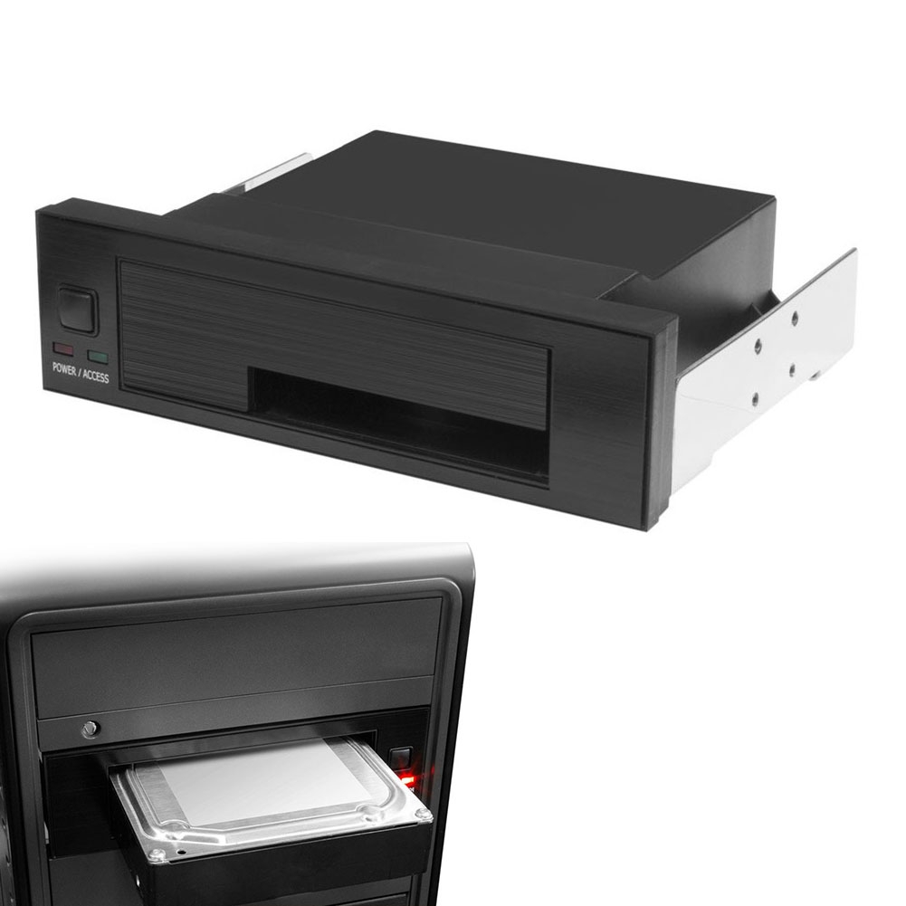 Portable Hot Swap Aluminum Alloy Drive SATA Interface Universal Professional High Speed Internal HDD Enclosure