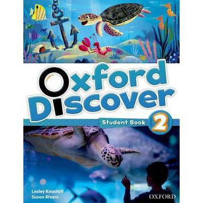 Bộ sách học tiếng Anh Oxford Discover 2