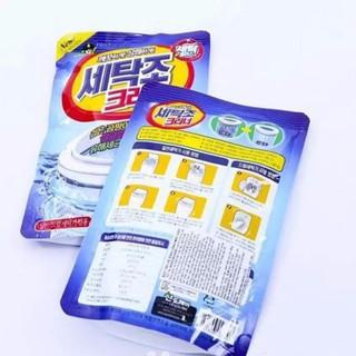Bộ 2 gói bột tẩy vệ sinh lồng máy giặt 450g cao cấp - 13795078 , 1290983596 , 322_1290983596 , 57000 , Bo-2-goi-bot-tay-ve-sinh-long-may-giat-450g-cao-cap-322_1290983596 , shopee.vn , Bộ 2 gói bột tẩy vệ sinh lồng máy giặt 450g cao cấp
