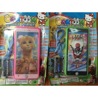 [RẺ VÔ ĐỊCH] [NHẬP TOYFS99K GIẢM 10%]Điện thoại đồ chơi