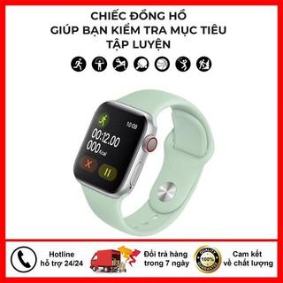 [HÀNG CAO CẤP] Đồng hồ thông minh T500 Plus kiểu dáng Apple watch series 5, bản nâng cấp, chống nước
