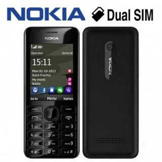 Điện Thoại Nokia 206 Hai Sim Loa To Bảo Hành 12 Tháng