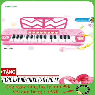 [Hàng Siêu Rẻ] – Đàn Organ 25 Nút Có Mic Cao Cấp Cho Bé
