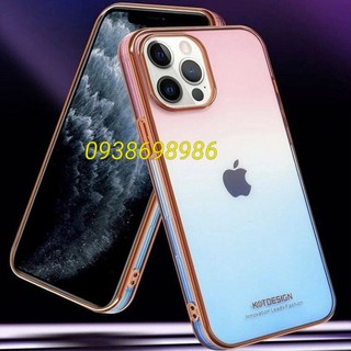 [ iphone 12 ] Ốp lưng hai màu KST DESING iphone 7 plus đến 12 Pro Max thumbnail