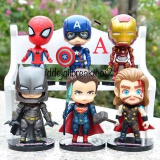 Mô hình siêu anh hùng M A R V E L