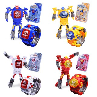 Transformers Robot Model Electronic Watches thumbnail