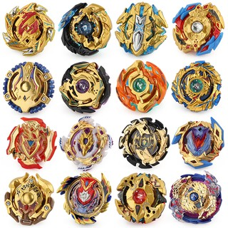 New Golden Toupie Beyblade Burst Fafnir B120 B110 B96 Bayblade Metal Fusion Spining Top Toys For Children