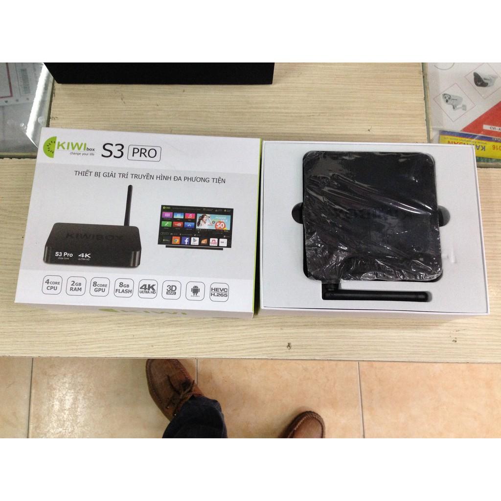 Tivi Box Kiwibox S3 PRO