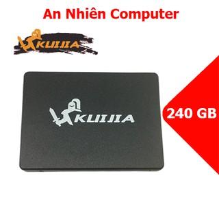 SSD KUIJIA 240G chuẩn Sata 3 2,5inch – New – BH 36 Tháng