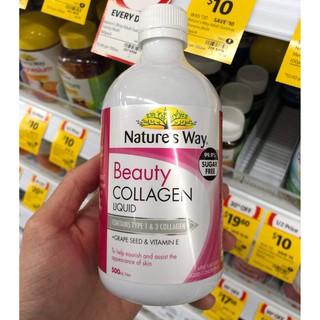 Collagen nước của Úc Nature s Way 500ml thumbnail