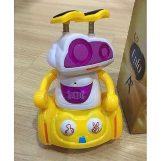 ROBOT vui vẻ quà tặng sữa ENFA