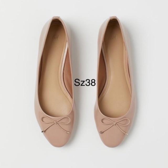Giày búp bê H&M chuẩn auth săn sale sz38 cho chị em