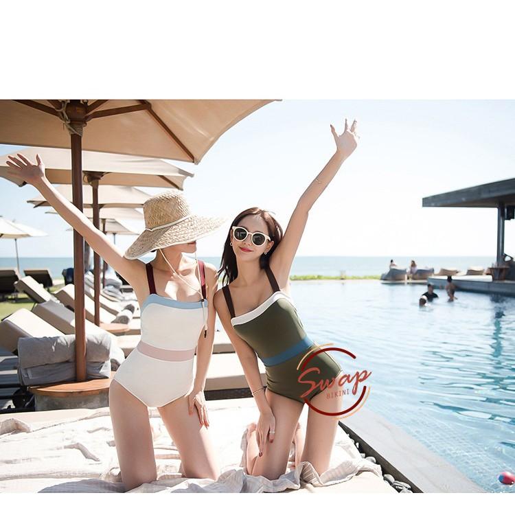 Bộ Đồ Bơi Phong Cách Hàn Quốc Cho Bé