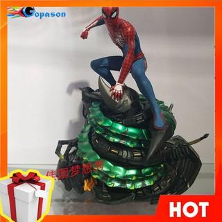 [TẶNG MÓC KHÓA] Marvel Spiderman PS4