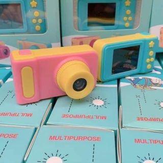 Máy chụp hình mini cho bé ( hàng sẵn hcm ) giao liền