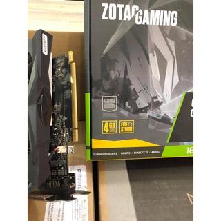 VGA Zotac GTX 1650 4G Gaming GeForce thumbnail