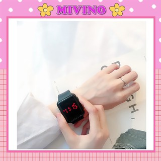 Đồng hồ thời trang nam nữ led cực đẹp DH71