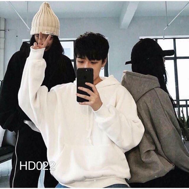 HD022 - ÁO HOODIE BASIC