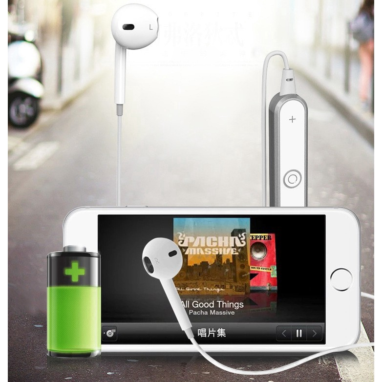 Tai Nghe Bluetooth 4.1 S6 Không Dây Âm Thanh Stereo Kiểu Dáng Thể Thao