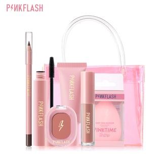 Set 7 món mỹ phẩm PINKFLASH làm đẹp độc đáo cho nữ