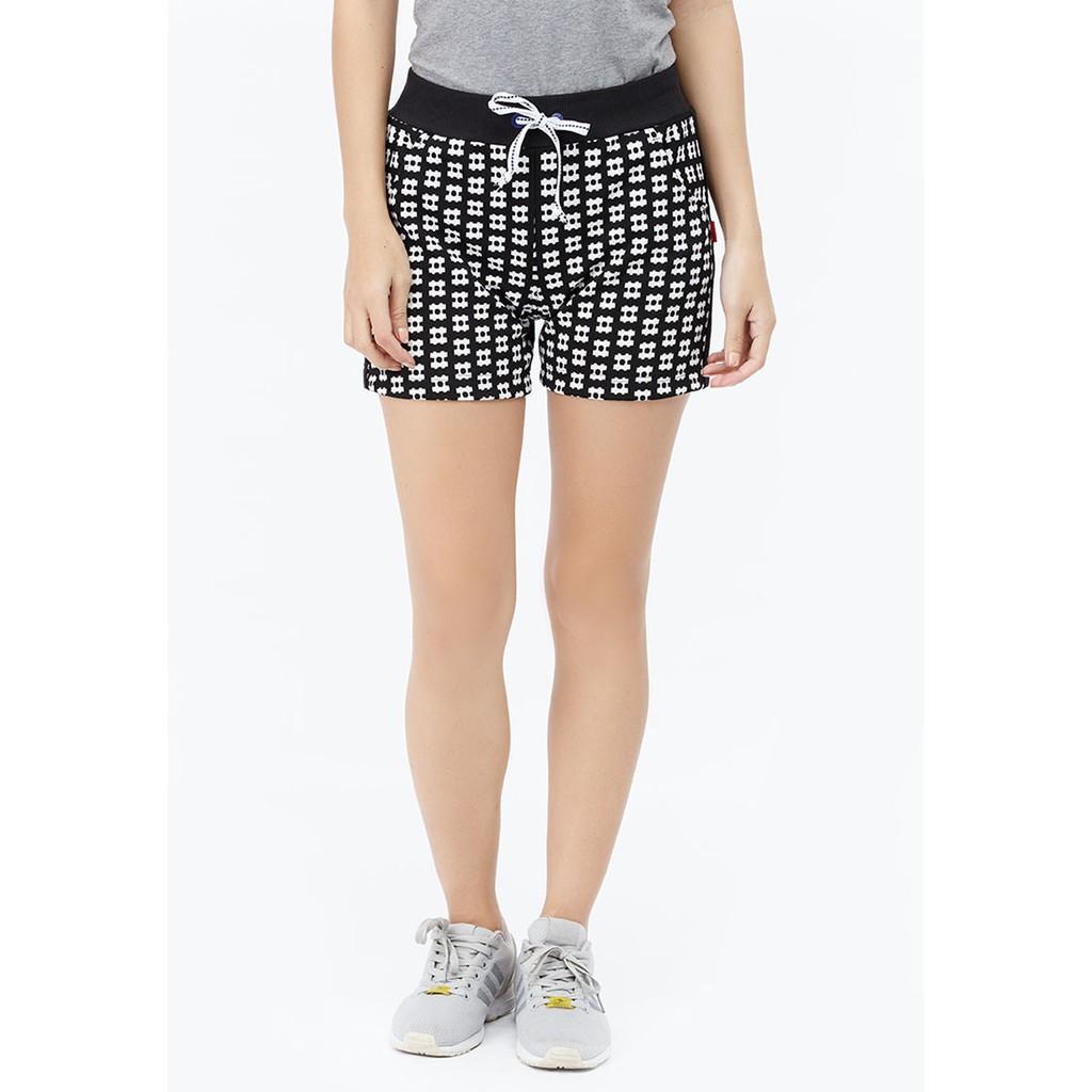 Phúc An - Quần shorts nữ phối caro - 3010_trang