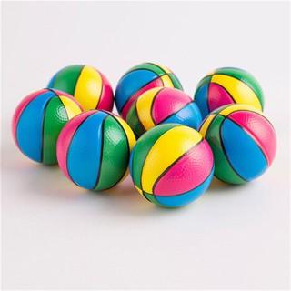 [BUDD&vn] 6.3cm PU Ball Toy Hand Exercise Stress Relief Soft Foam Ball Kids X-mas gift