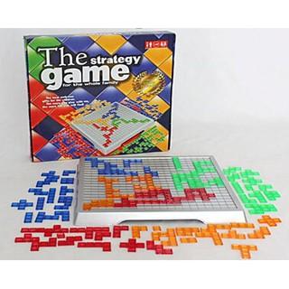 Trò chơi Blokus – Lấn chiếm lãnh thổ – 4 người chơi