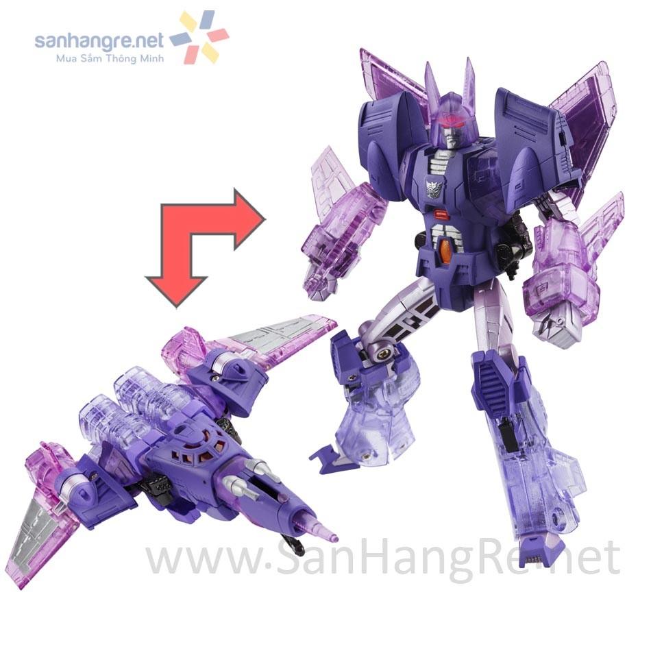 Robot biến hình máy bay Transformers Generations Cyclonus