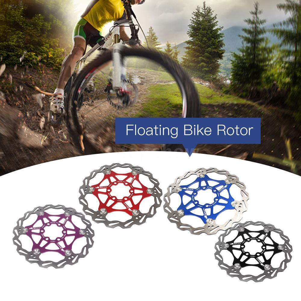 Tsm★Bike Cycling Bicycle Floating Disc Rotor MTB Mountain Bike 6 Bolts Disc Brak